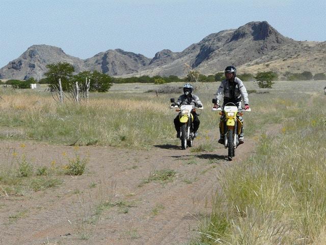 Namibia Damaraland Spezial 00005 Titel