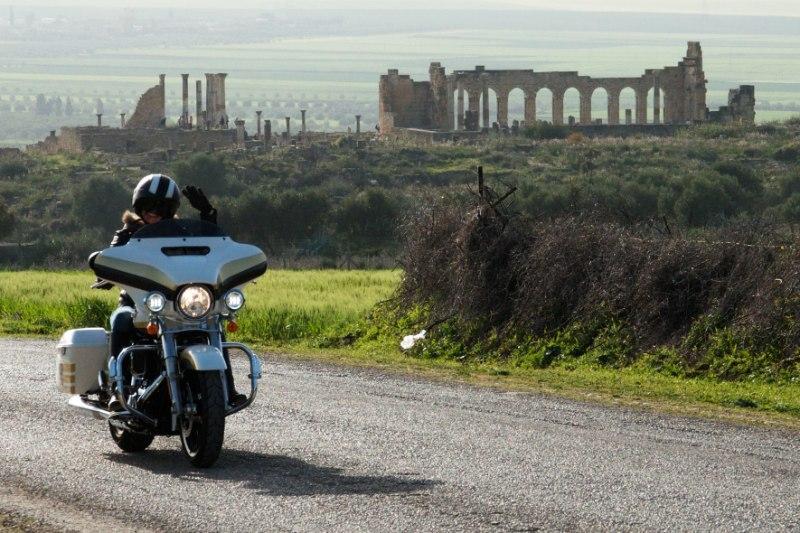 Marokko geführte Motorradreise 10