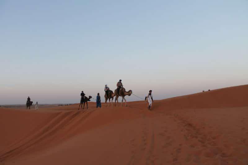 Marokko geführte Motorradreise 15