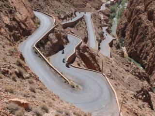 Marokko geführte Motorradreise 2