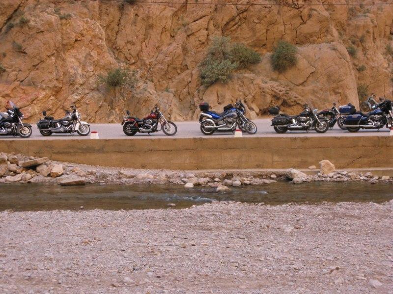 Marokko geführte Motorradreise 20