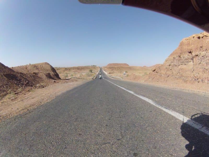 Marokko geführte Motorradreise 23