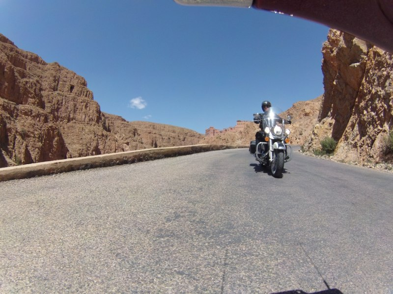 Marokko geführte Motorradreise 24