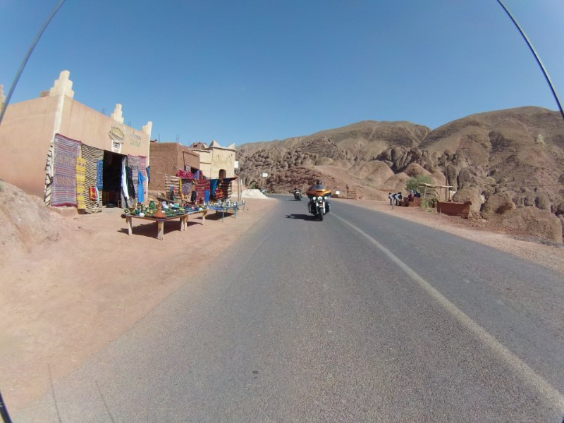 Marokko geführte Motorradreise 25