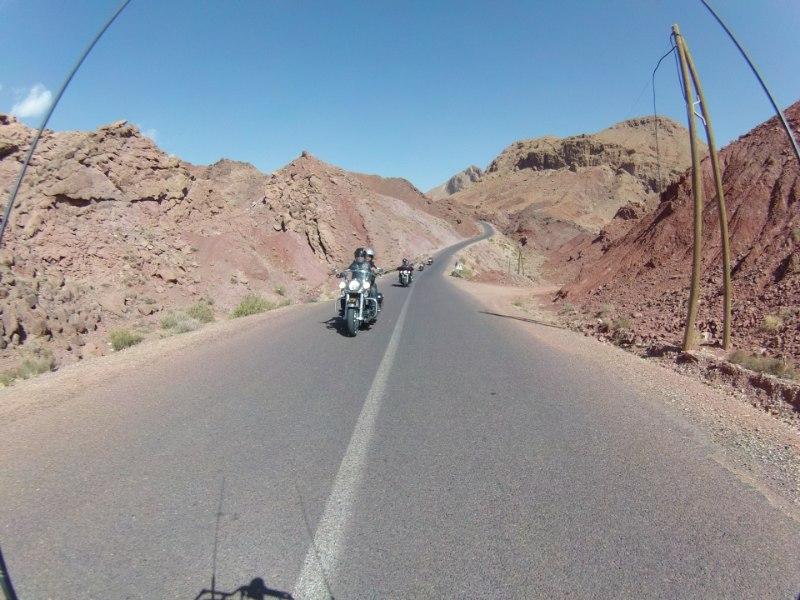 Marokko geführte Motorradreise 26