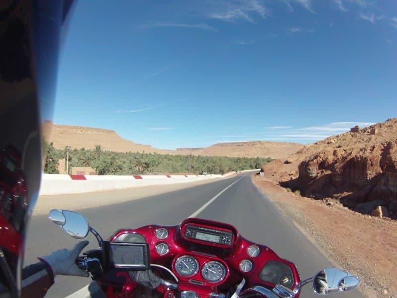 Marokko geführte Motorradreise 6