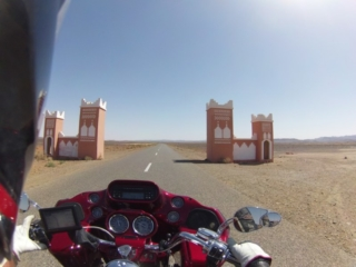 Marokko geführte Motorradreise 7