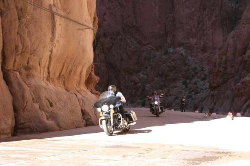 Marokko geführte Motorradreise 8
