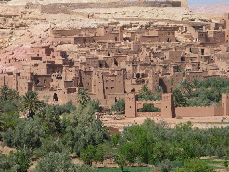 Marokko geführte Motorradreise 9