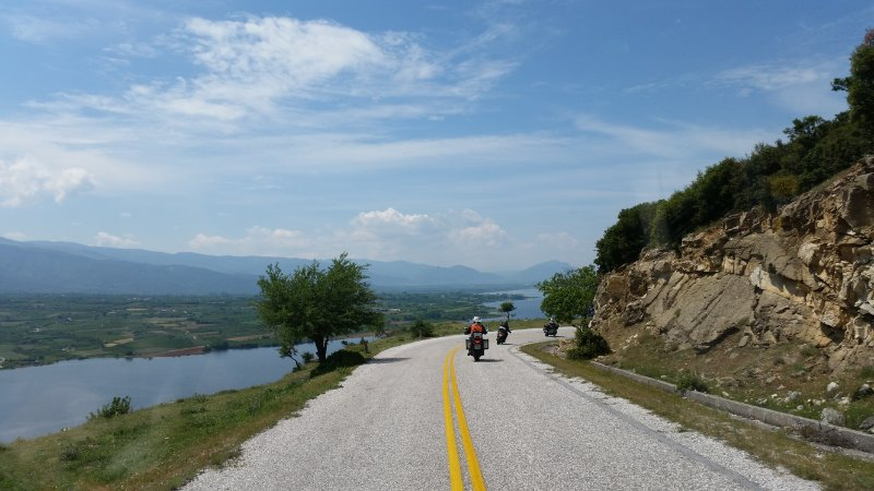Motorradtour Griechenland Kuestenstrasse 2