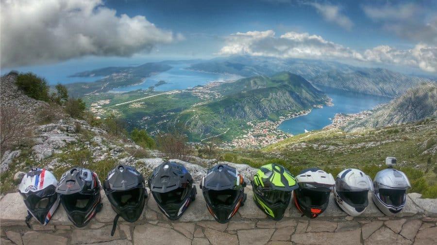 Balkan Big Enduros Motorrad Reise1