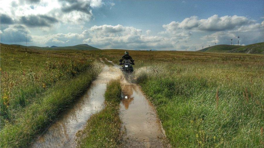 Balkan Big Enduros Motorrad Reise10