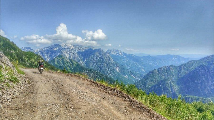 Balkan Big Enduros Motorrad Reise13