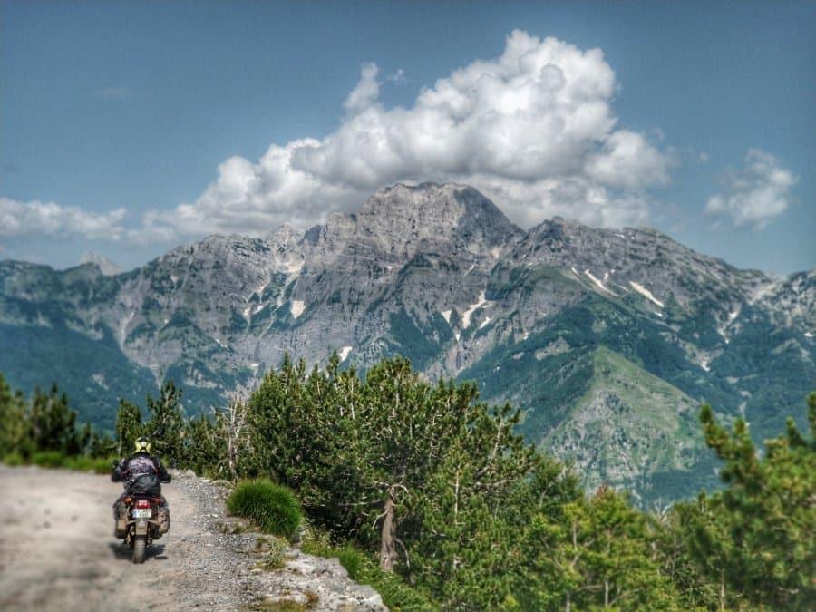 Balkan Big Enduros Motorrad Reise14