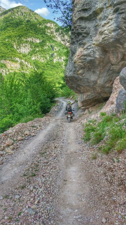 Balkan Big Enduros Motorrad Reise15