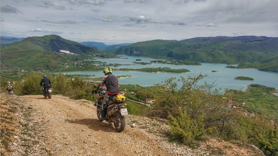 Balkan Big Enduros Motorrad Reise18