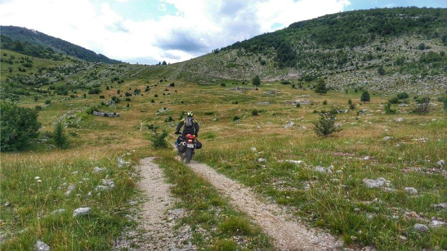 Balkan Big Enduros Motorrad Reise2