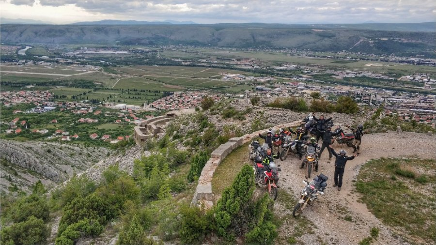Balkan Big Enduros Motorrad Reise21