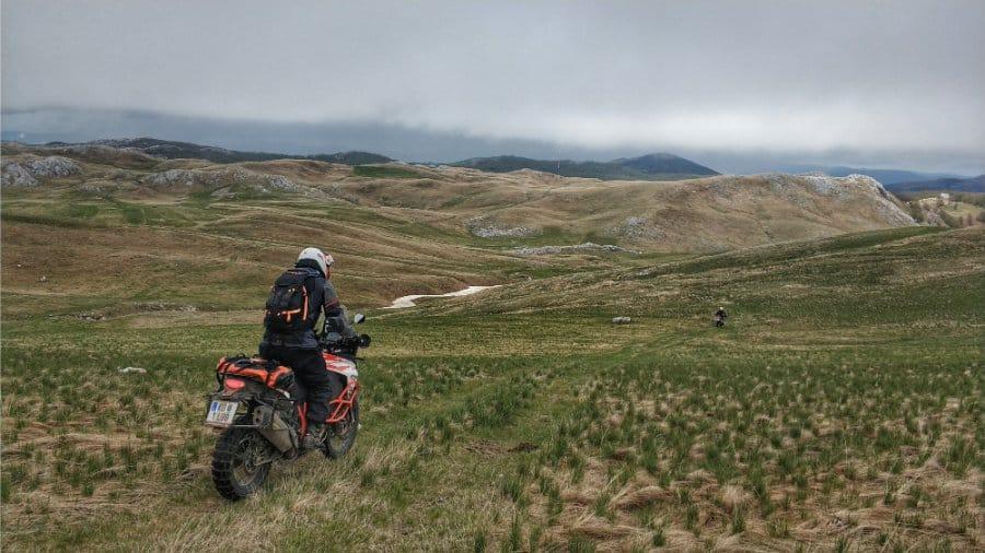 Balkan Big Enduros Motorrad Reise23