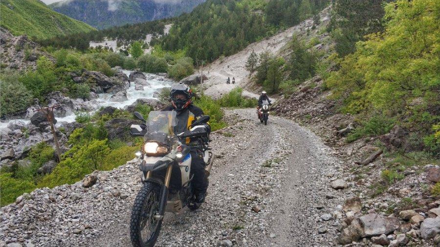 Balkan Big Enduros Motorrad Reise27
