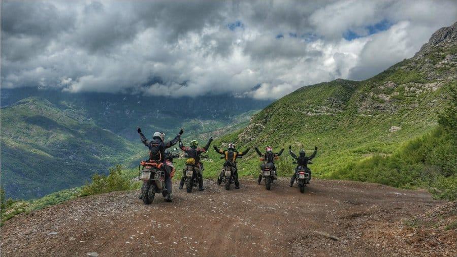 Balkan Big Enduros Motorrad Reise28