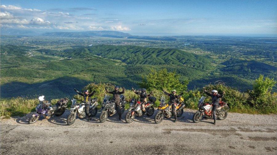 Balkan Big Enduros Motorrad Reise29