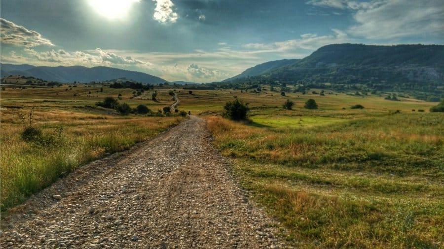 Balkan Big Enduros Motorrad Reise3