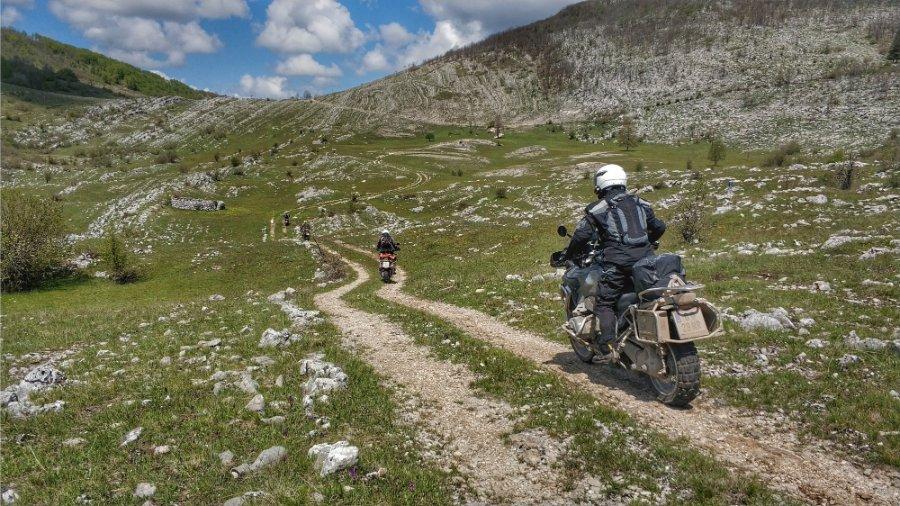 Balkan Big Enduros Motorrad Reise30