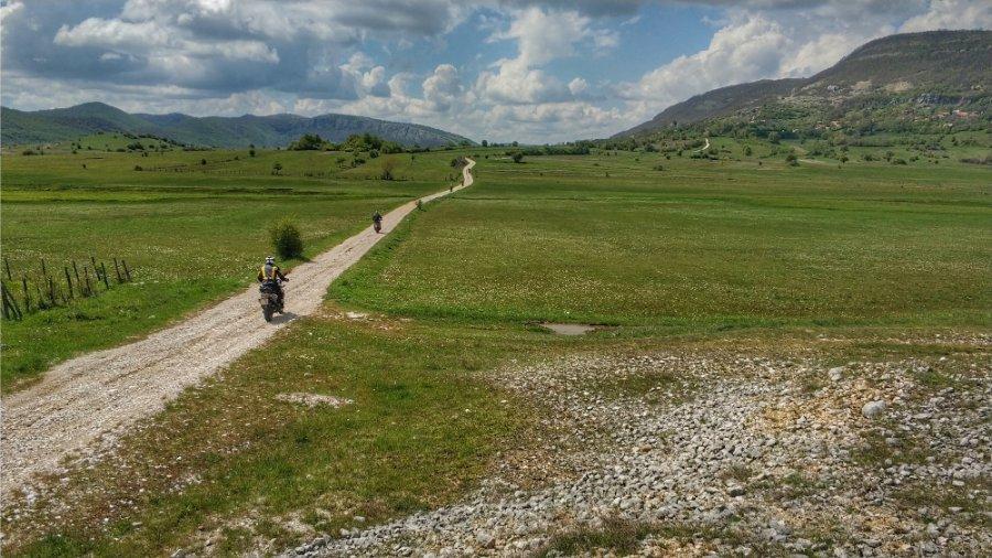 Balkan Big Enduros Motorrad Reise31