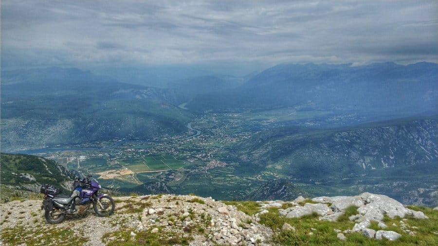 Balkan Big Enduros Motorrad Reise6