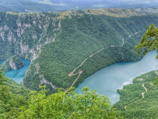 Balkan Big Enduros Motorrad Reise9
